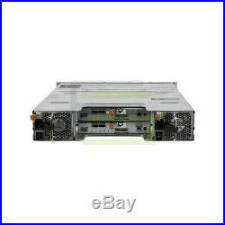 Dell PowerVault MD3220 Storage Array 24x 1.2TBGB 10K SAS 2.5 6G Hard Drives