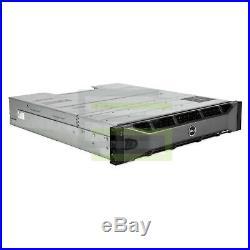 Dell PowerVault MD3220 Storage Array 24x 3.84TB SAS 2.5 12G SSDs