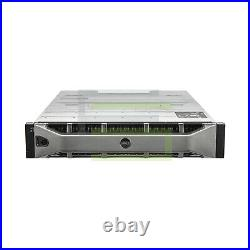 Dell PowerVault MD3220 Storage Array 24x 300GB 10K SAS 2.5 6G Hard Drives