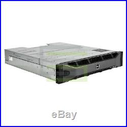 Dell PowerVault MD3220 Storage Array 24x 300GB 15K SAS 2.5 6G Hard Drives
