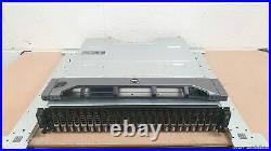 Dell PowerVault MD3220i 2U 24TB (24x 1TB 7.2K SAS) iSCSI SAN Storage Array