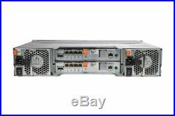 Dell PowerVault MD3220i SAN Storage Array 24x 2.5 Bay Dual 1Gb iSCSI Controller