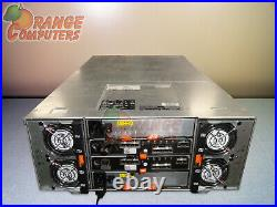 Dell PowerVault MD3260 6Gbps DAS Dual EMM 36x 2TB SAS Storage Array 72TB
