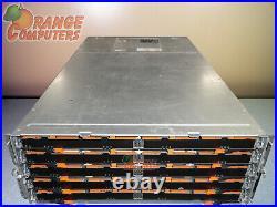 Dell PowerVault MD3260 6Gbps DAS Dual EMM 60x 4TB SAS Storage Array 240TB