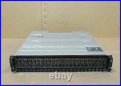 Dell PowerVault MD3420 24Bay 2x SAS 12Gbps Controller 6N7YJ 2xPSU Storage Array