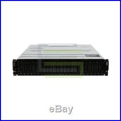 Dell PowerVault MD3420 Storage Array 24x 3.84TB SAS 2.5 12G SSDs