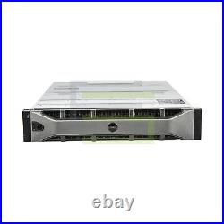 Dell PowerVault MD3420 Storage Array 24x 600GB 10K SAS 2.5 12G Hard Drives
