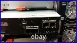 Dell PowerVault MD3460 60-Bay Storage Array with 2x 12G-SAS-4 Ctrl, 2x PSU
