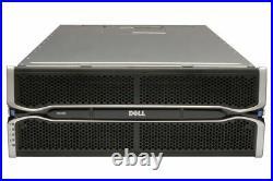 Dell PowerVault MD3460 60x 3.5 SAS HDD Bay 2x 12G SAS Controllers 2x 1755W PSU