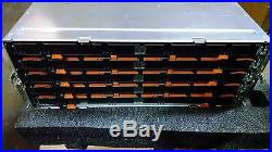 Dell PowerVault MD3460 Direct Attach Storage Array 20 x 4TB 7.2K SAS Drives
