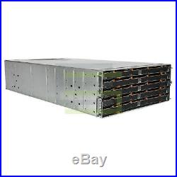 Dell PowerVault MD3460 Storage Array 60x 1TB 7.2K NL SAS 3.5 6G Hard Drives