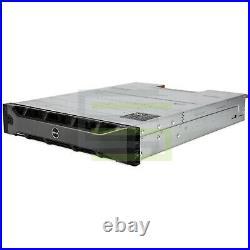 Dell PowerVault MD3600f Storage Array 12x 14TB 7.2K NL SAS 3.5 12G Hard Drives