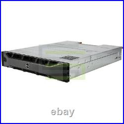 Dell PowerVault MD3600f Storage Array 12x 2TB 7.2K NL SAS 3.5 6G Hard Drives