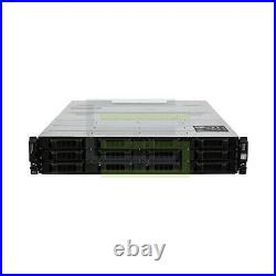 Dell PowerVault MD3600f Storage Array 12x 3TB 7.2K NL SAS 3.5 6G Hard Drives