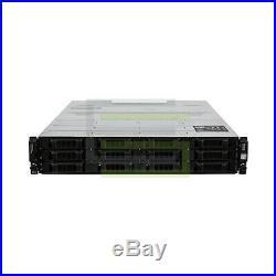 Dell PowerVault MD3600f Storage Array 12x 3TB 7.2K NL SAS 3.5 6G Hard Drives