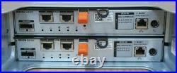 Dell PowerVault MD3620i iSCSI SAN Storage Array 24x 2.5 Bay 2x Controller 2xPSU