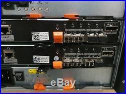 Dell PowerVault MD3660f 4U 60x 3.5'' LFF DC 8G Fibre Channel SAN Storage Array