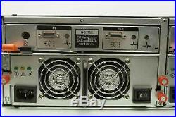 Dell PowerVaultMD Model AMP01 / MD3000 15-Bay SAS/SATA Storage Array