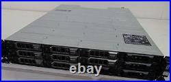 Dell Powervault MD1200 DAS- 24TB (12x2TB) 7.2K SAS-2xPSU-2xEMM