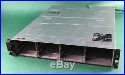 Dell Powervault MD1200 Storage Array Dual SAS Controler 3DJRJ