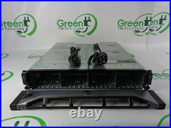 Dell Powervault MD1420 24-Bay SFF Storage Array 2x V9K2G Controllers 2x 600W PSU