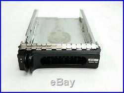 Dell Powervault MD3000i 15-Bay SAS HDD Hard Drive Storage Array SCSI Dual ISCSI