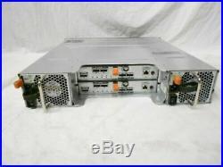 Dell Powervault MD3200 12x 3TB 7.2K SAS Hard Drive 36TB SAS DAS Storage Array