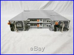 Dell Powervault MD3200i 12X 3TB 7.2K SAS Hard Drive 36TB iSCSI SAN Storage Array