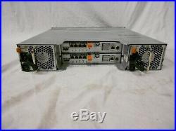 Dell Powervault MD3220i SAN 1Gb Storage Array 24x 600GB 10K SAS Hard Drives 14TB