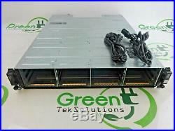 Dell SC200 Compellent 3.5 Storage Array with 2x 0TW47 Controllers and 2x 700W PSU