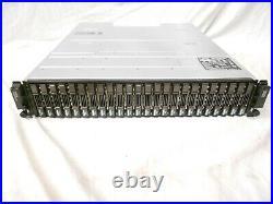Dell SC220 24TB Server Storage Array 24x 1TB SAS 2.5 Drive JBOD CHIA R710 R720