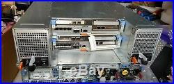 Dell SC7020 Storage Array Dual Controller Dual Power Supply + Rails