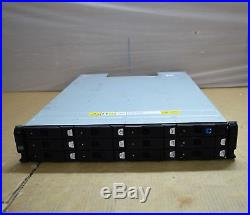 Dell Xyratex Compellent 12-bay HB-1235 Storage Disk Array with 12 x 2TB 7.2k SAS