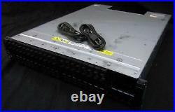 Dell Xyratex Compellent EB-2425 24 Bay 2.5 2U Storage Array