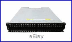 Dell Xyratex Compellent EB-2425 24 Bay 2.5 2U Storage Array NO HDD