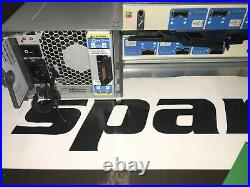 Dell Xyratex Compellent EB-2425 24 SFF 2x controller NO HDD