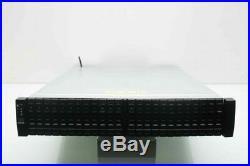 Dell Xyratex Compellent EB-2425 24 SFF Bay 21.6TB (24x 900GB) Storage Array