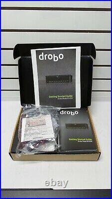 Drobo B1200i 12 Bay SAS/SATA HDD iSCSI NAS Storage Array, READ DESCRIPTION
