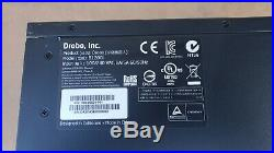 Drobo B1200i 12 Bay Storage Array NAS Server with Network Card