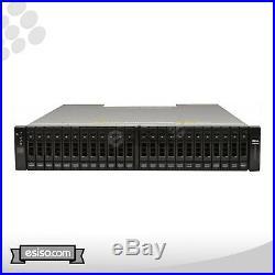 EB-2425 DELL XYRATEX COMPELLENT 24 SFF STORAGE ARRAY 24x 600GB 10K SAS