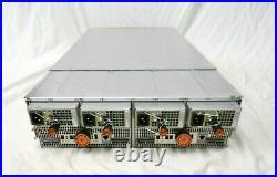 EMC 100-887-110-01 VMAX VMAX3 SAS 120 BAY HARD DRIVE STORAGE ARRAY chassis