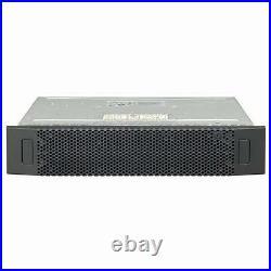 EMC 19 Disk Array Storage Enclosure 2U DAE SAS 6G 25x SFF VNX5300 100-562-712