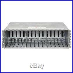 EMC 19 Disk Array Storage Enclosure 3U DAE SAS 6G 15x LFF VNX5300 100-562-904