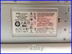 EMC 2U STPE25 Storage Array 25 Bay x 900GB 10K 2.5 SFF SAS 005049206 Hard Drive