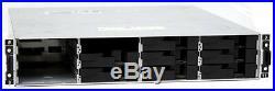 EMC Clariion SAS/SATA Storage Array // NA-3PDAE-FD // 2x Controller, 2x PSU