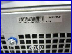 EMC JBOD SAS 2.5'' 120 BAY HARD DRIVE STORAGE ARRAY chassis 92x 600gb HDD SAS #1