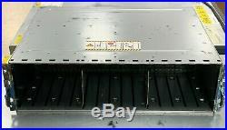 EMC KTN-STL3 15 Bay Hard Drive Enclosure Storage Array No HDDs /No caddies