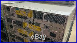 EMC KTN-STL3 15-Bay LFF SAS Storage Array 2x 6G SAS Link Module 2x PSU with No HDD