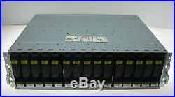 EMC KTN-STL3 15 Bay Storage Array with 15x 3TB 7.2K RPM SAS HDD, 2x 303-108-000E