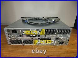 EMC KTN-STL3 15 Bay Storage Array withSAS-9285-8e Card 15x 100Gb SSD Flash Drives